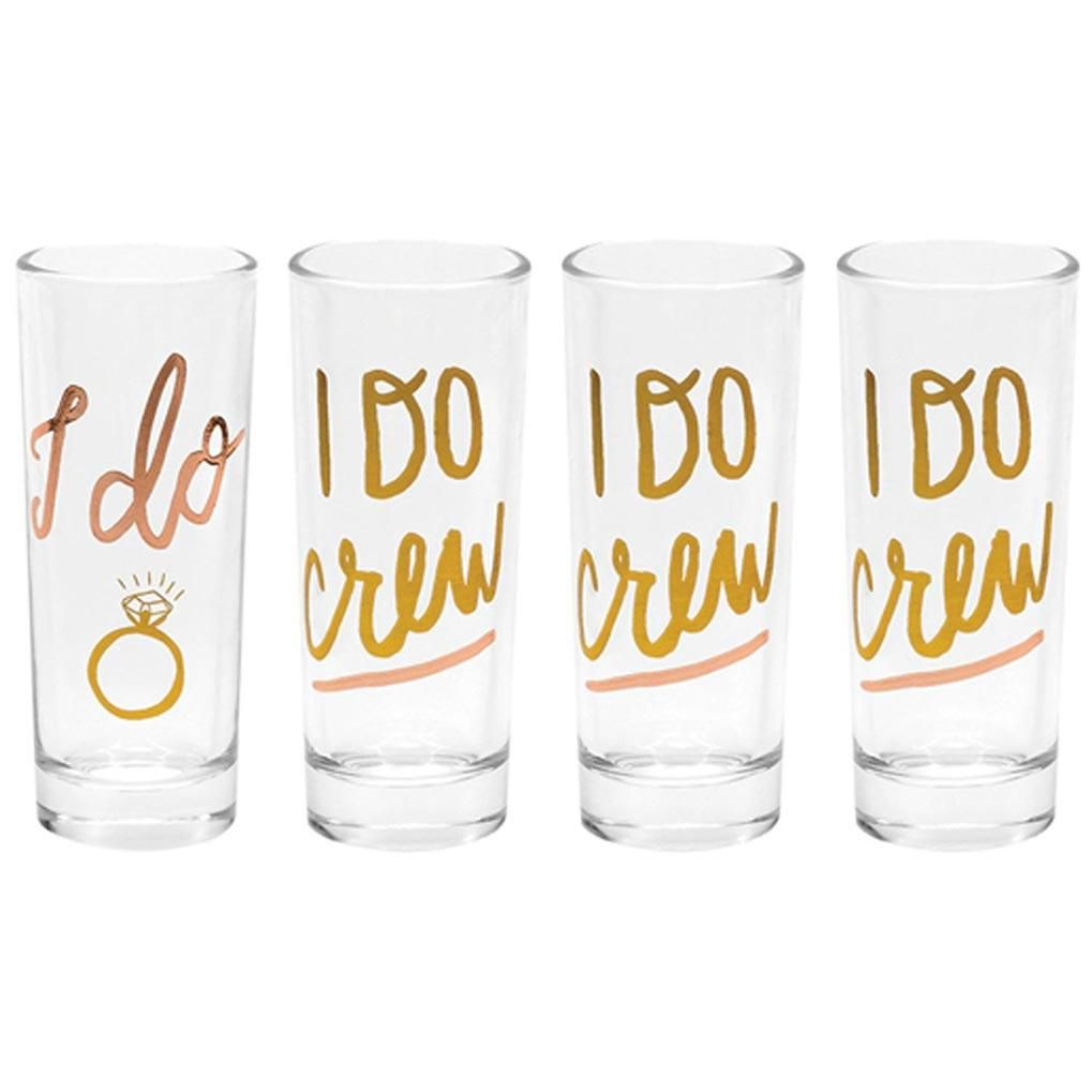 Bridal Party Gift Bachelorette Party Drinkin Gifts Custom Shot Glasses Set of 30 Personalized Shot Glasses Birthday Bridal Party Gift