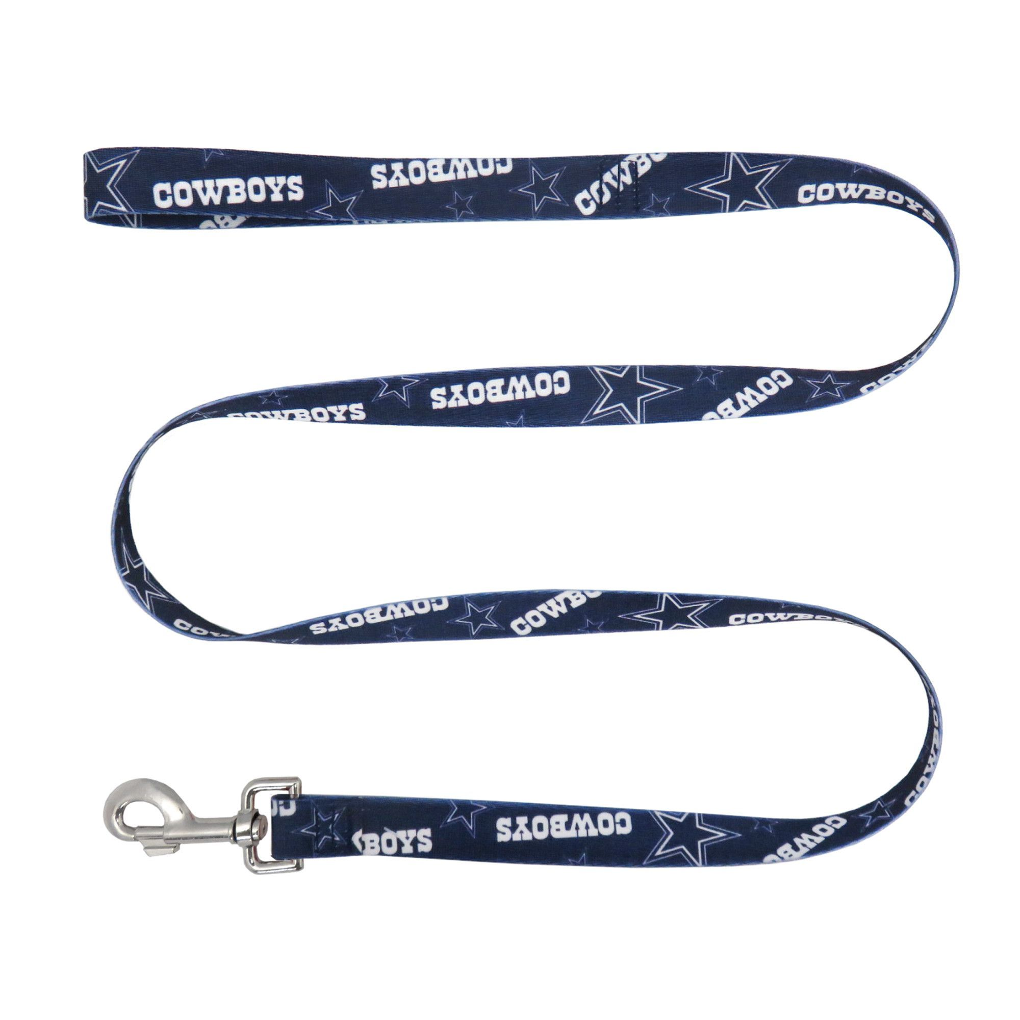 de2d301b6 Dallas Cowboys Dog Leash 1x60 | Stuff for my future pet | Cowboys ...