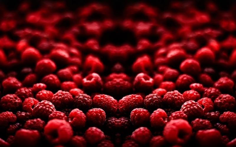 Raspberry Free High Definition Wallpaper Red Berry Fruit Raspberry Fruit Wallpaper