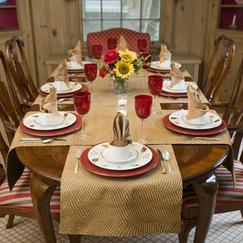 Medium Tablemattes Set