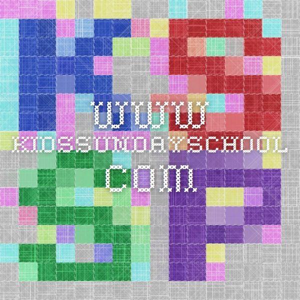 www.kidssundayschool.com