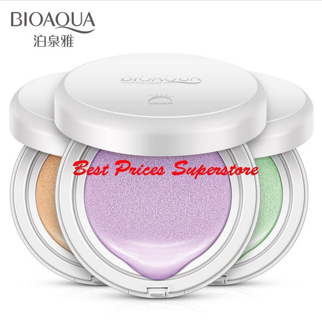 Bioaqua Natural Bb Makeup Bronzer Liqid Isolation Cream Air