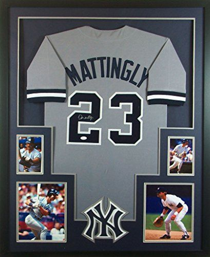 new products 2057e 2b093 Pin by Mister Mancave on Baseball Framed Jerseys   Framed ...