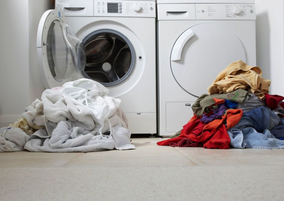 8 Ways You Re Accidentally Ruining Your Clothes Washing Clothes