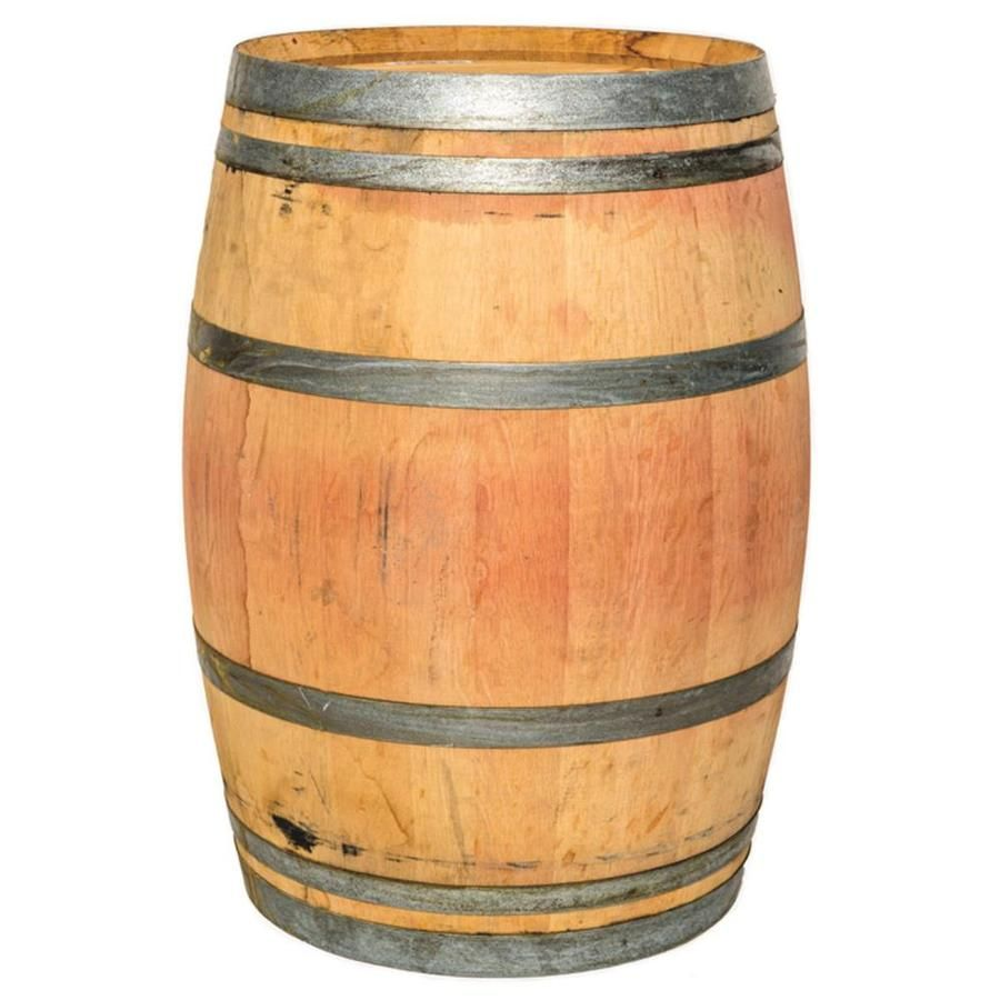 Real Wood Products 59 Gallon Natural Wood Rain Barrel 129 Ordered One For Dining Room Wine Barrel Whiskey Barrel Real Wood
