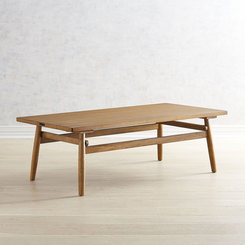 Joanna Gaines S Furniture At Pier 1 Is Straight Out Of Your Design Dreams Coffee Table Round Glass Coffee Table Brown Coffee Table [ 1024 x 1024 Pixel ]