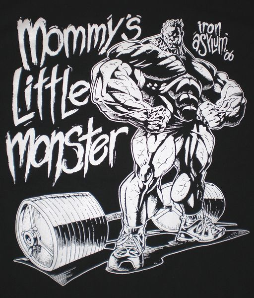 Iron Asylum Makes Good Shirts