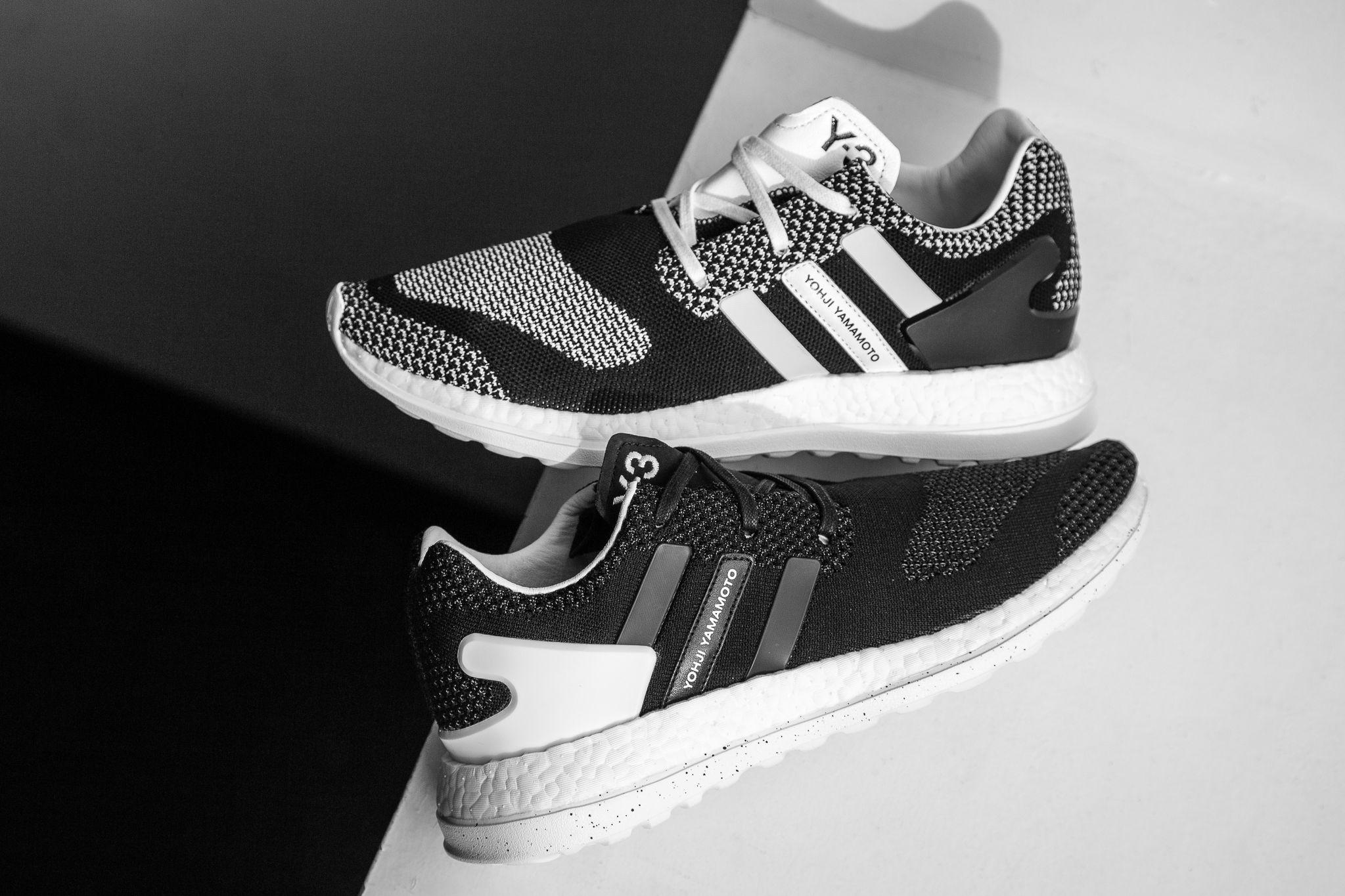adidas y3 monochromatic