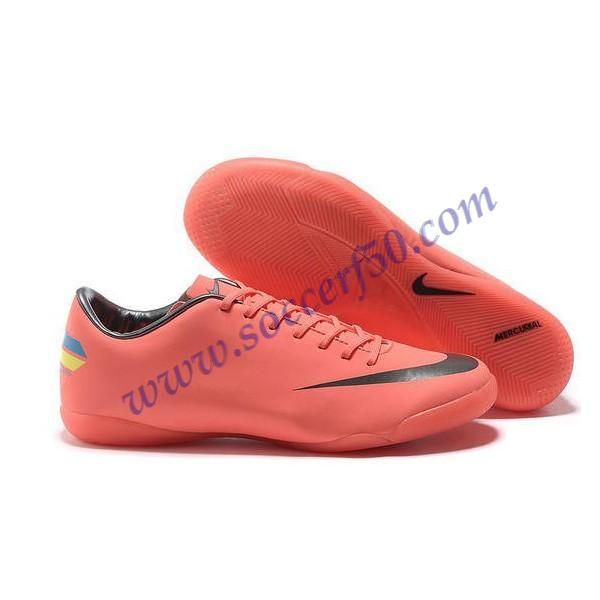 Cheap Nike Mercurial victory VIII IC Mango Black For Sale