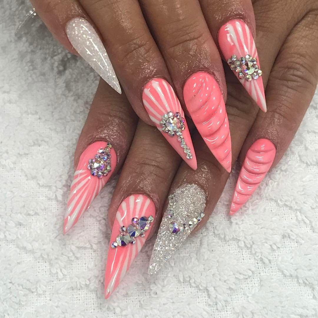 Pin von Wendy Conejo auf Nails | Pinterest