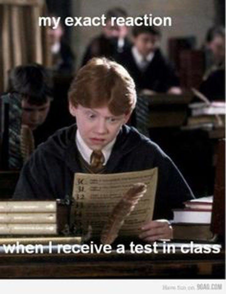 15 Harry Potter Memes That Every College Student Can Relate To Harry Potter Memes Just For Laughs Make Me Laugh
