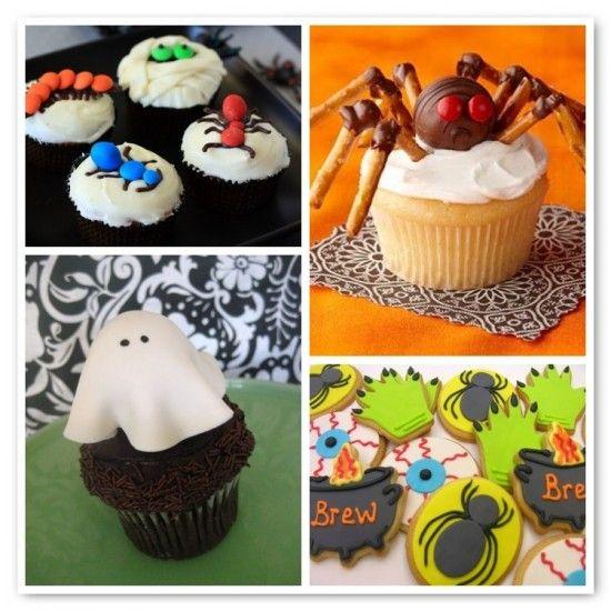 Halloween treat table Parties Pinterest - halloween treat ideas
