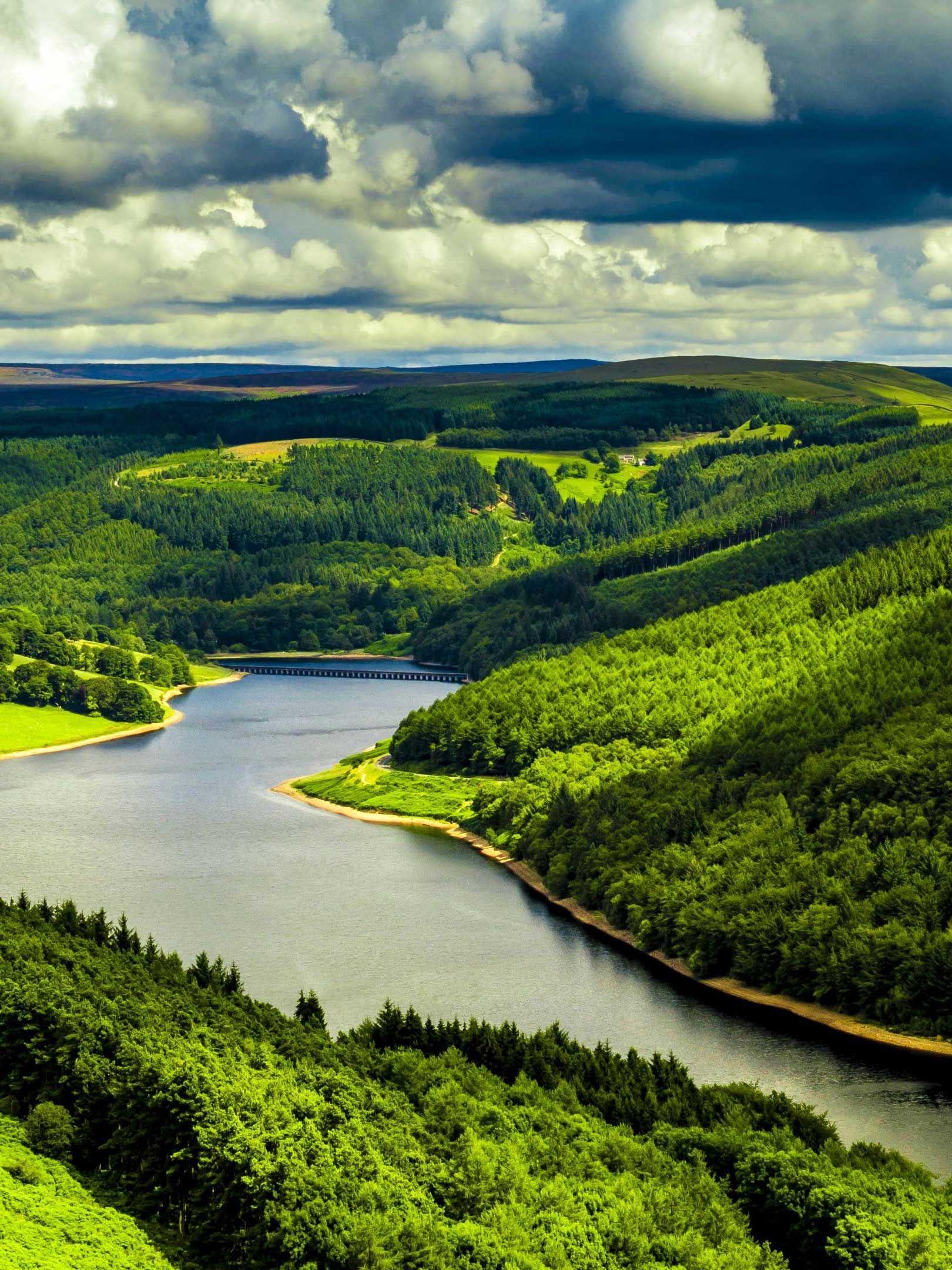 Uk K Hd Wallpaper Hills River Trees Sky Ipad Air Wallpaper Hd In 2020 Ipad Air Wallpaper Hd Wallpaper Mountain Wallpaper