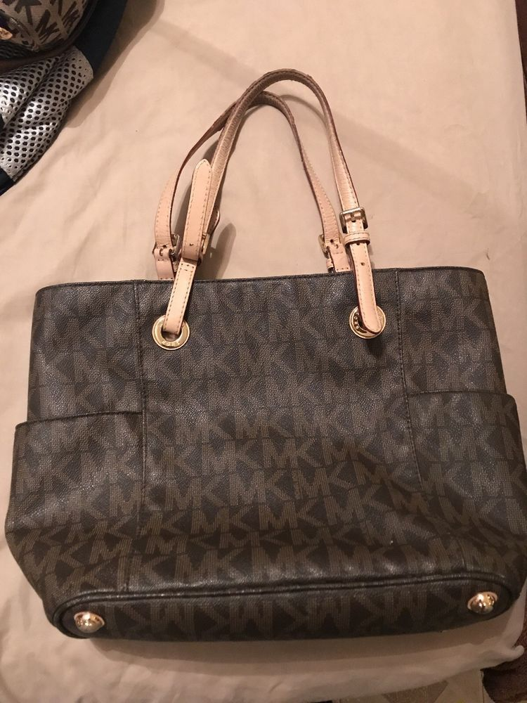 michael kors handbag used  fashion  clothing  shoes  accessories   womensbagshandbags (ebay link) f95fe1a486