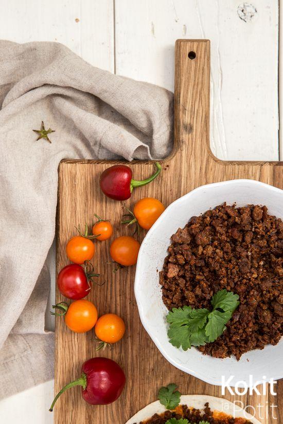 Kokit ja Potit -ruokablogi