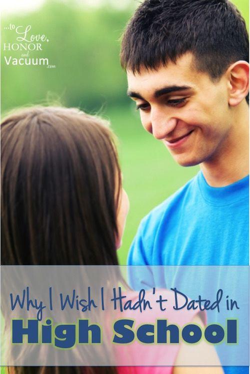 christian dating in high school