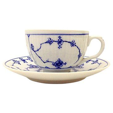 Check out this item at One Kings Lane! Royal Copenhagen Cup & Saucer Set