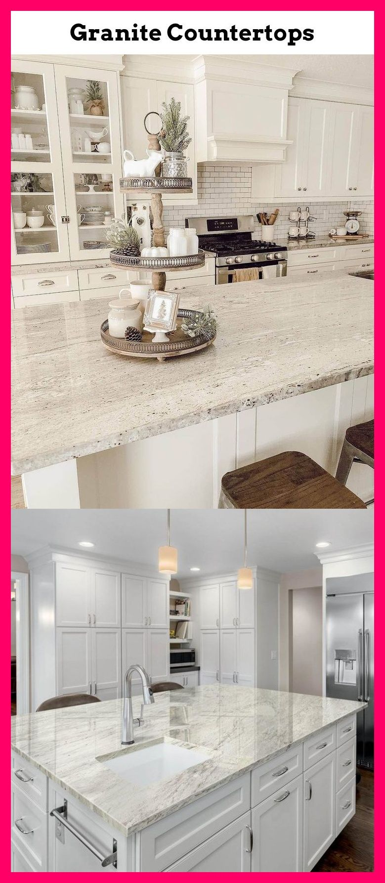 How To Care For Granite Countertops In The Kitchen in 2020