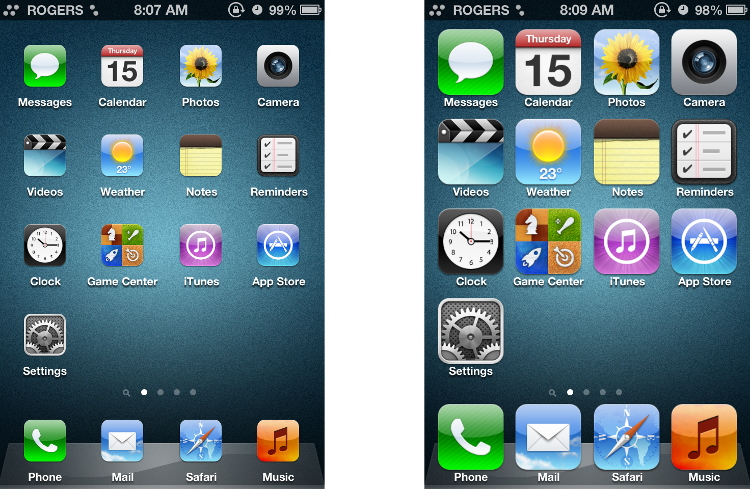 iPhone Icon trong 2020