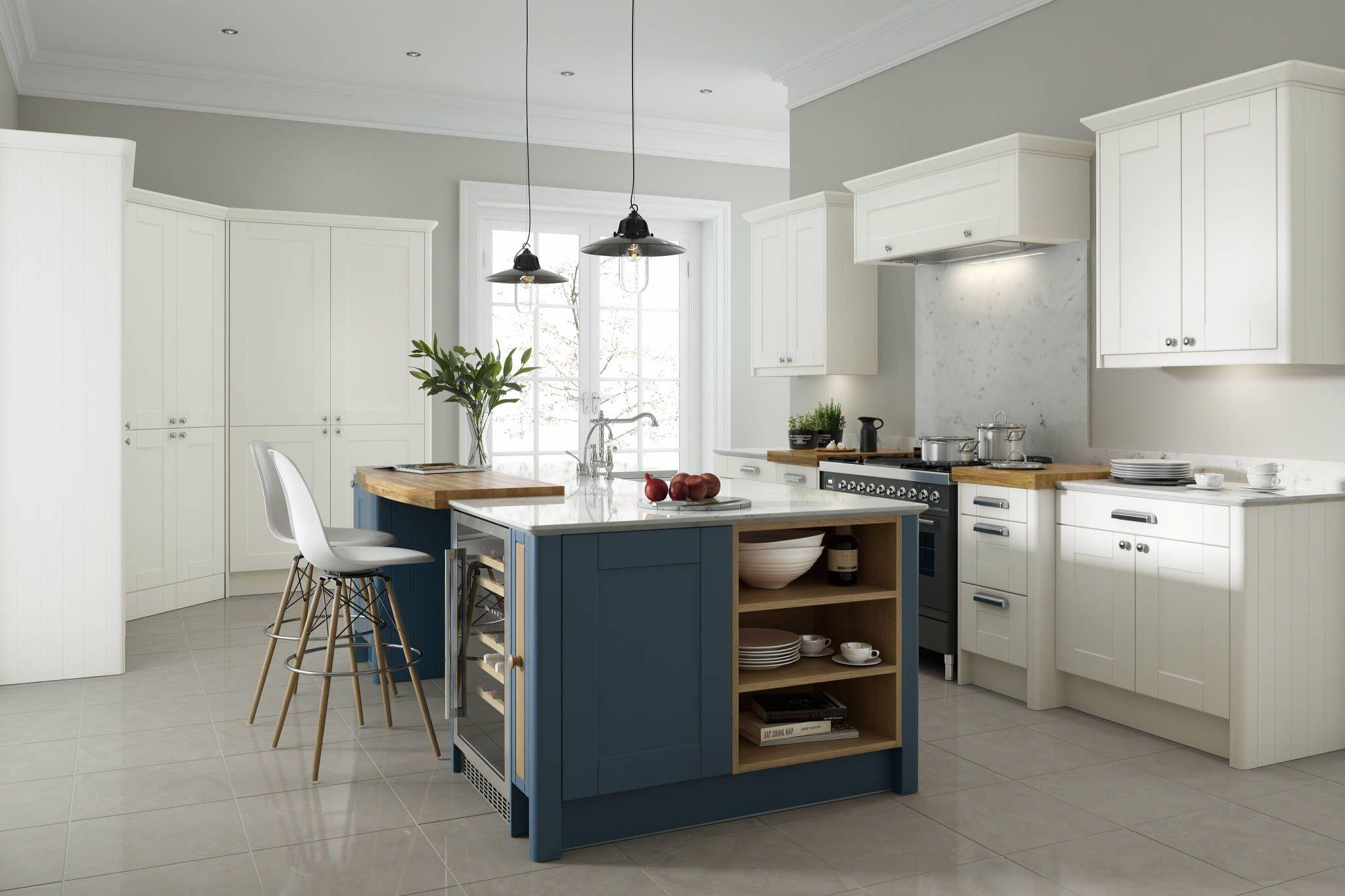 Shaker Midnight Matt Image 1  Kitchen  Pinterest  Shaker Fair Designer Kitchens For Sale Inspiration Design