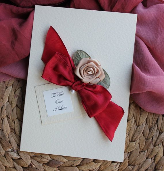 Personalised Birthday Card Husband Boyfriend 1st By Thymerose