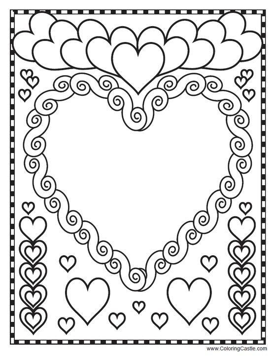 From Coloringcastle Com Http Www Coloringcastle Com Cartao Dia Das Maes Atividades Do Dia Dos Namorados Cartao Para Os Pais