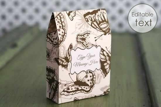 Printable Gift Bag Template - Free Download PORTFOLIO SHOW SETUP - gift box templates free download