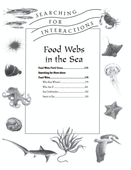 Here's a terrific set of resources from the Monterey Bay
