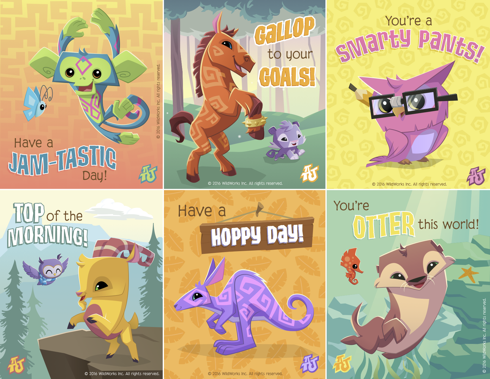 Make Lunch Totally Jam Tastic With These Lunchbox Notes From Animal