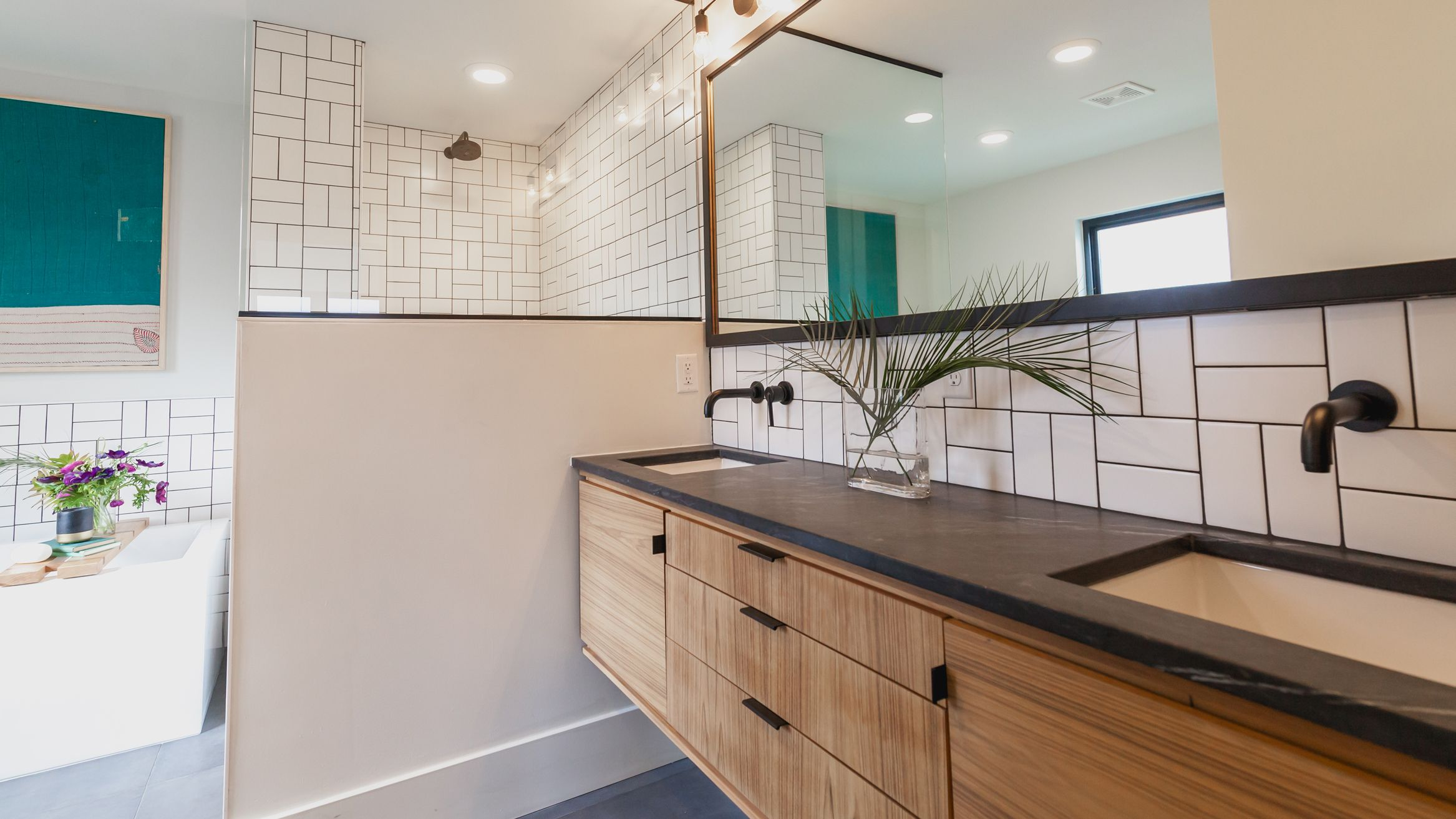 Timber And Love Design And Build Blog Boise Boys S01 E01 The View House Boise Boys Bathrooms Remodel Boise