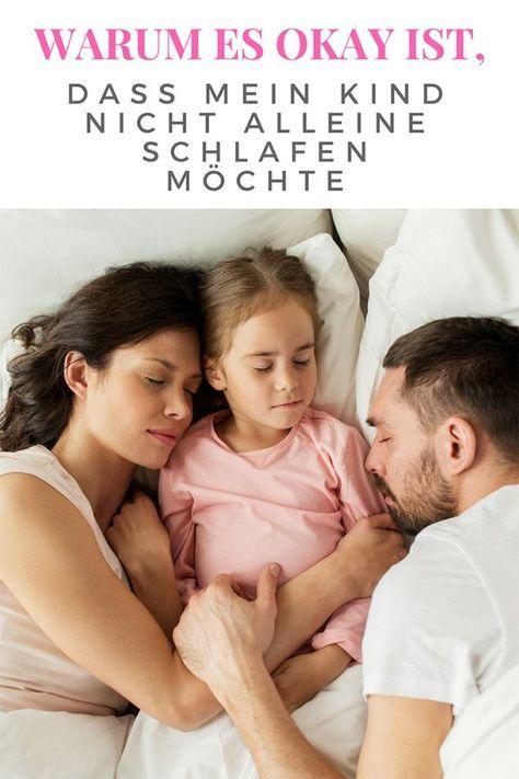 """""""Unser Kind schläft nicht allein. Wie wir lernten, das zu"""