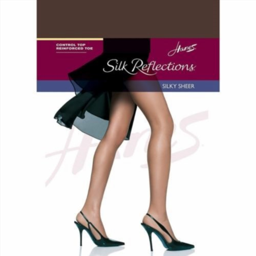 14.24$  Watch here - http://vitli.justgood.pw/vig/item.php?t=6ryvicj48298 - Hanes Silk Reflections Control Top Reinforced Toe Pantyhose-16 COLORS- ALL SIZES 14.24$