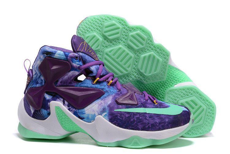 huge discount a12b7 21a0b Men s Nike LeBron James XIII 25K Point Milestone Club