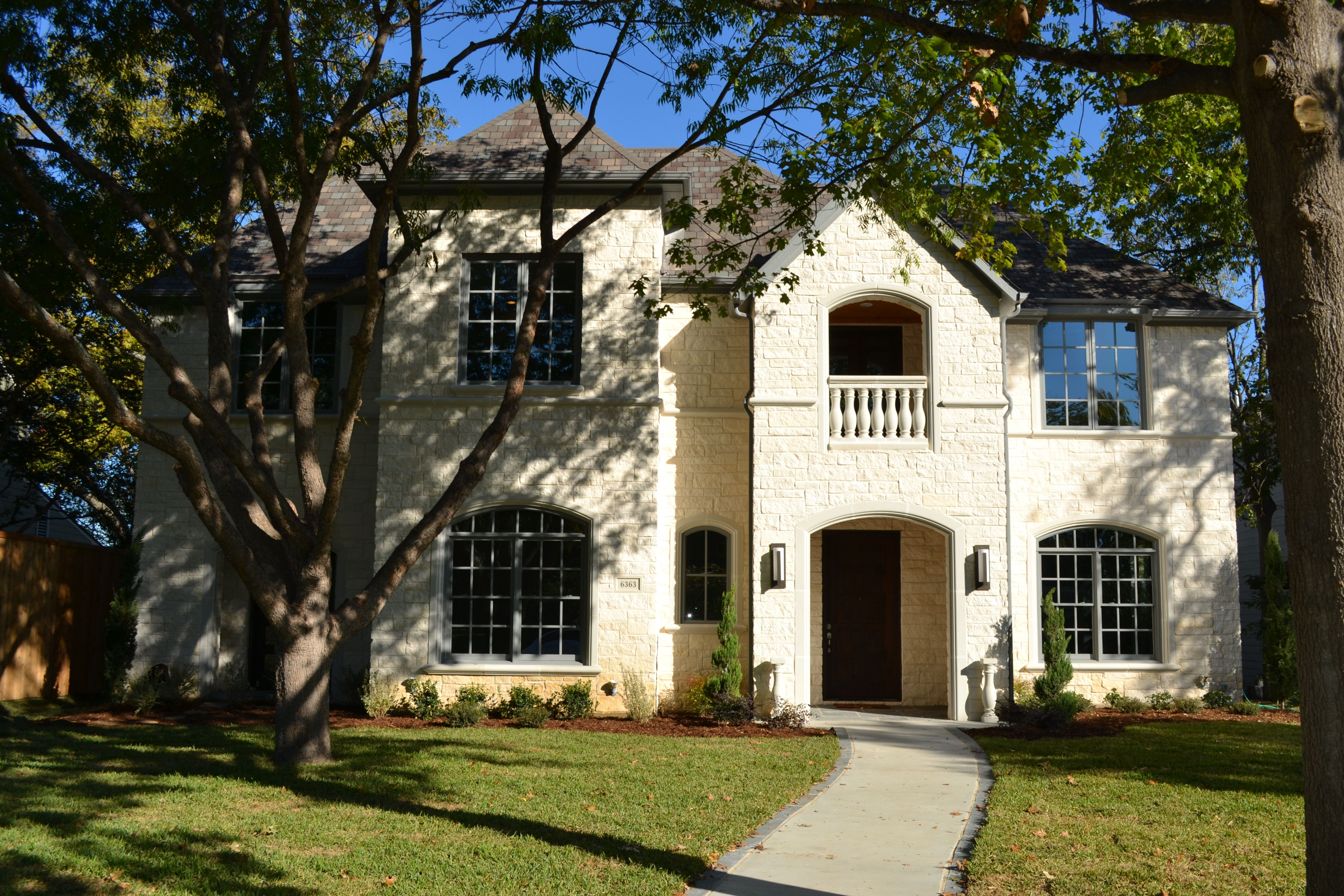 Contemporary Home Design Front elevation