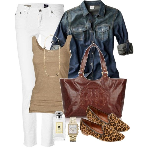 OOTD School Shopping, created by luv2shopmom on Polyvore