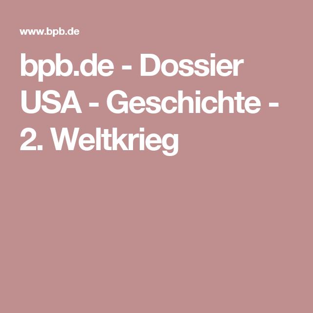 bpb dossier