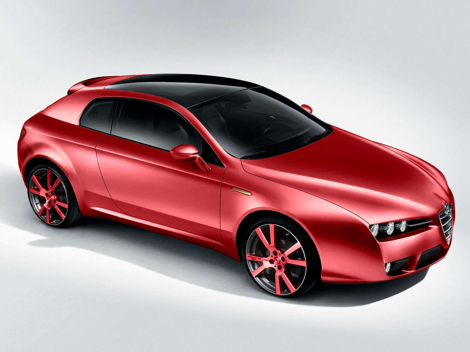image for alfa romeo brera tuning front hd wallpaper | alfa romeo