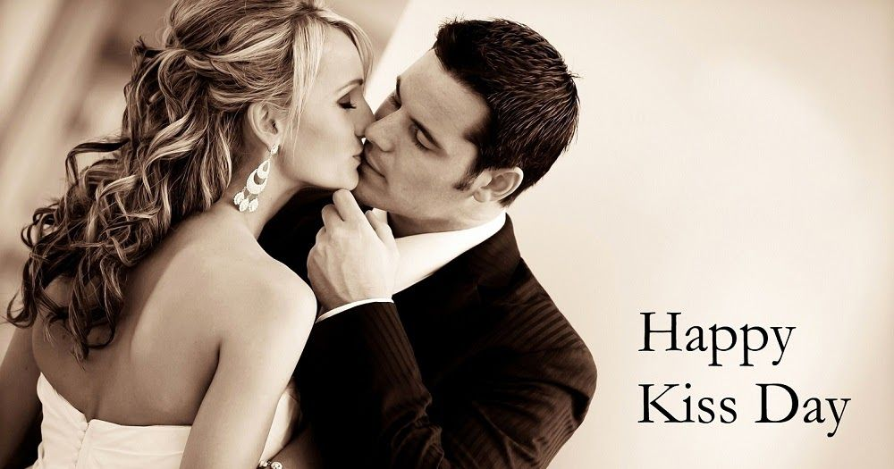 Happy Kiss Day Images With Romantic Messages For Girlfriend