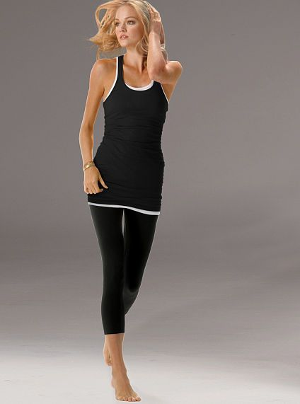 2e4abd5a5b367 Layering Cami Tunic   Legging (Legging comes in several different lengths ) Short  Crop Regular Long