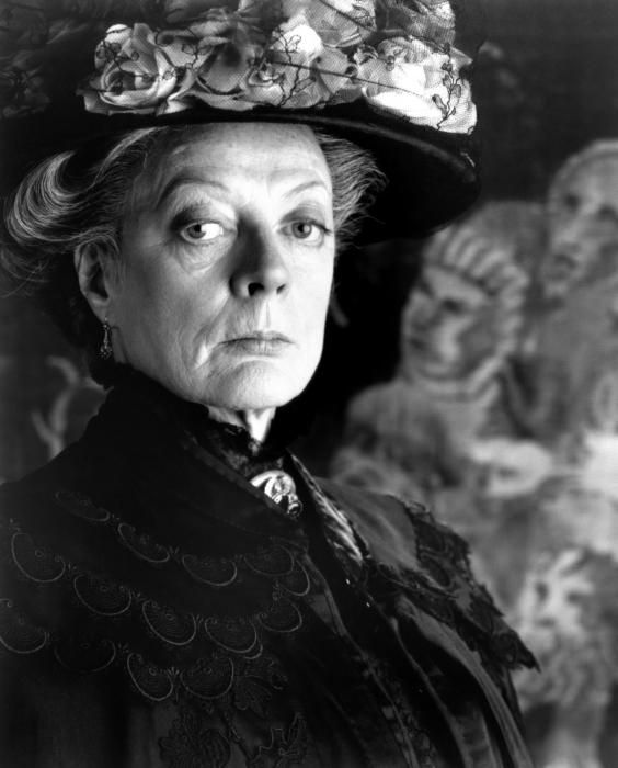 Meggie Smith Harry Potter Maggie Smith Famous Faces Actresses