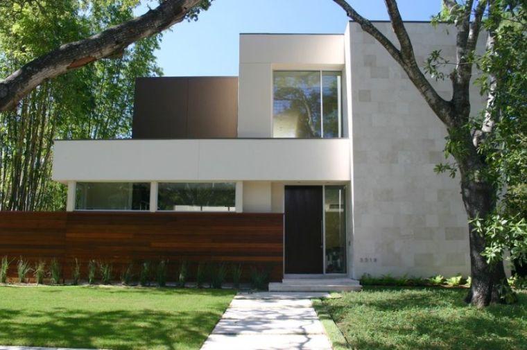 Pierre de parement extérieur pour une façade moderne | villa Tounsi ...