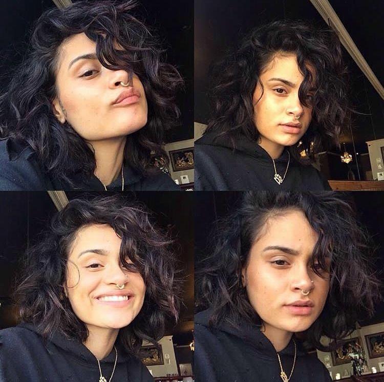 Kehlani // selfies
