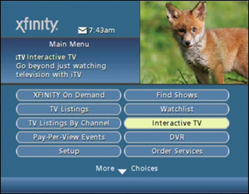 Turn Caller ID on TV On or Off on a Non-X1 TV Box