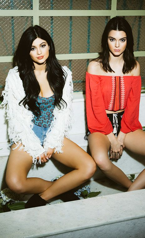 Explore Kendall & Kylie's New VDay Collection, Exclusively