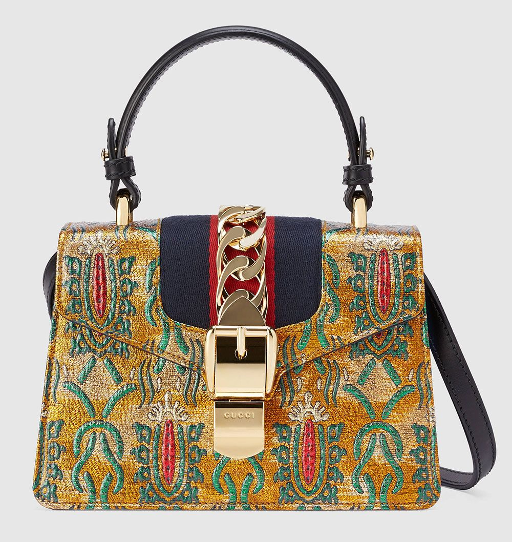Gucci's Wild, Wonderful Spring 2017 Bags are Now Available-Check Out Some  of the