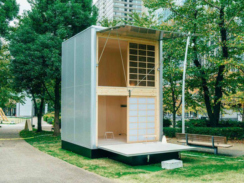 La bonne idée du jour la maison muji en kit à partir de 22 000 euros