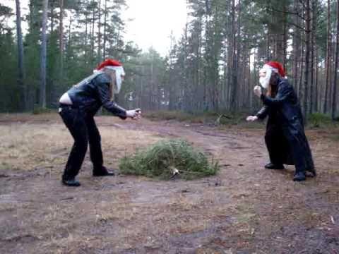 Santas of Death Metal - Nu är det Tamejfaan Jul Igen!