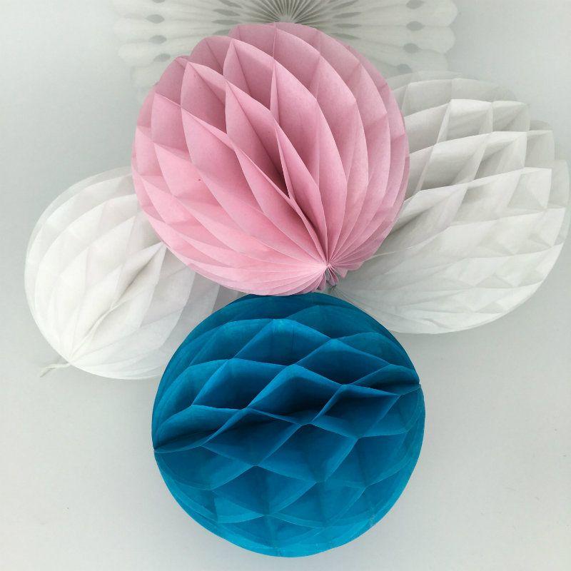 Honeycomb Ball Decoration 15Cm Paper Flowers Balls Honeycomb Ball Paper Ianterns Wedding