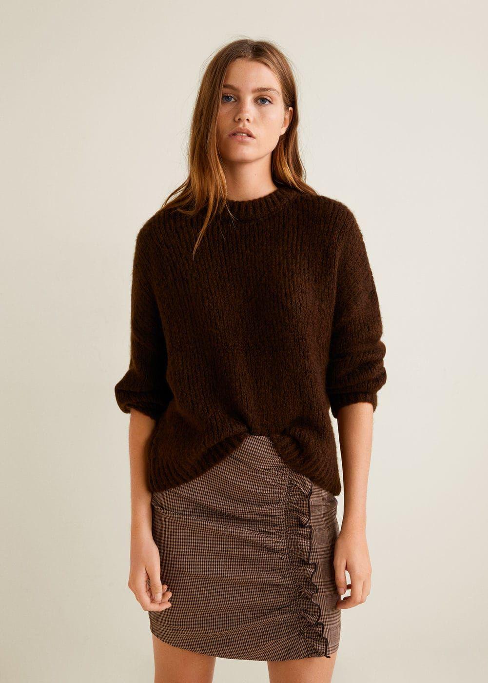 6cb5188de Chunky-knit sweater - Women in 2019 | Fashion | Sweaters, Sweaters ...