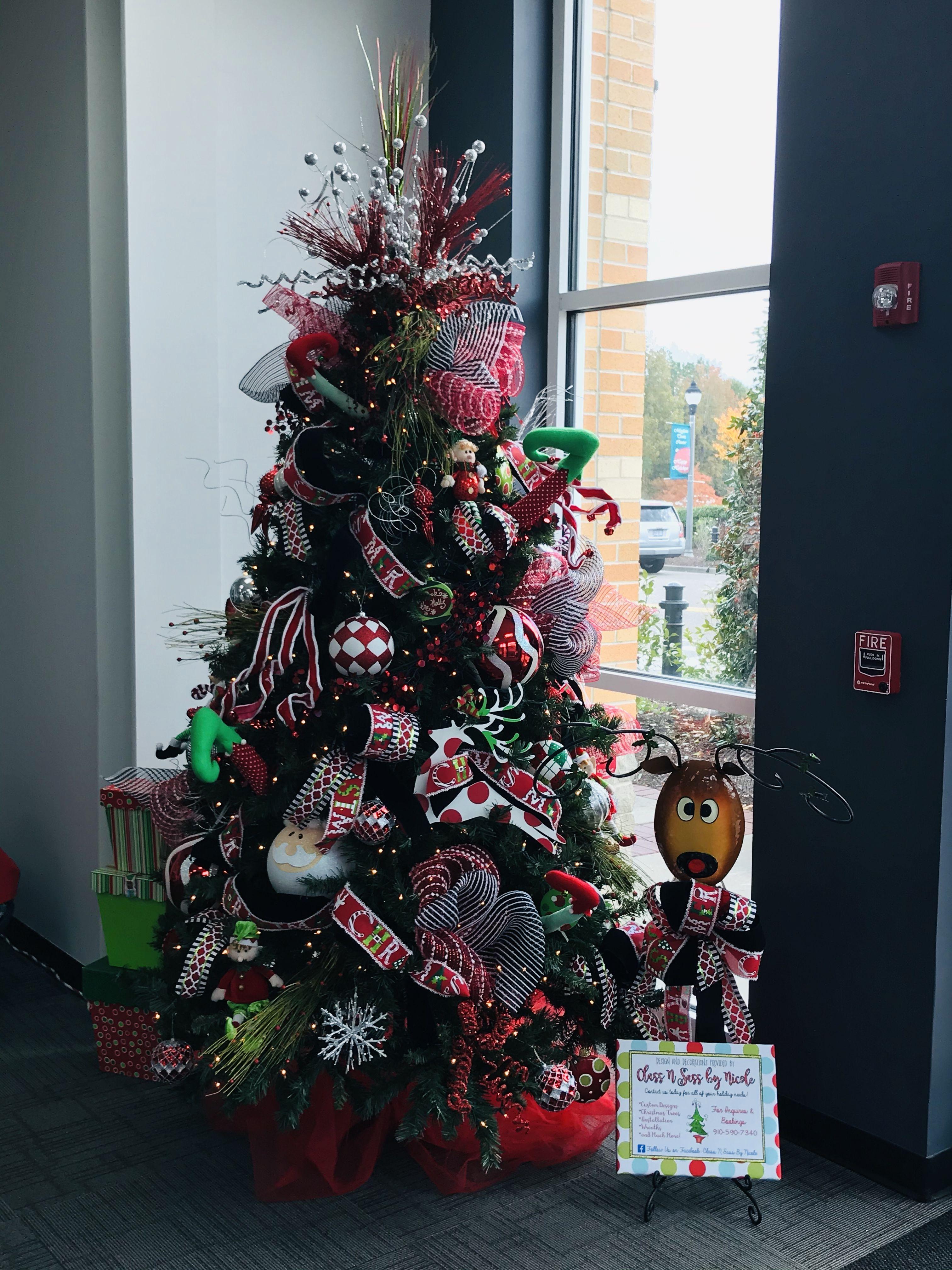 At T Store Tree Holiday Decor Christmas Tree Decor
